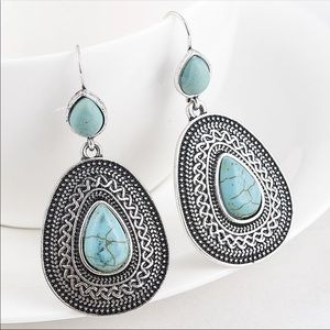 Jewelry - ❤️ Turquoise Earring 10175